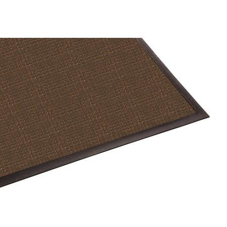 Guardian WaterGuard Indoor/Outdoor Wiper Scraper Floor Mat, Rubber/Nylon, 4