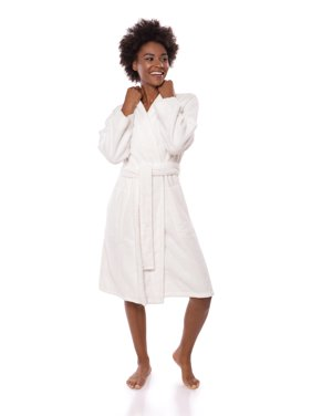 detailed pictures to buy best sale White Womens Robes - Walmart.com
