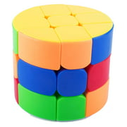 3x3 Speed Magic Cube, ABS Ultra-Smooth Master Speed Twist Cube, Brain Teaser Fidget Toys Christmas Birthday Gifts