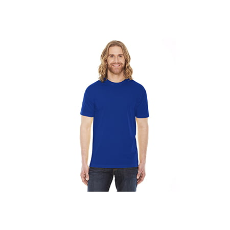 American Apparel BB401W T-Shirt 50/50 Poly/Cotton Men's