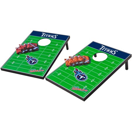 Wild Sports NFL Tennessee Titans 2x3 Field Tailgate Toss (Tennessee Titans Party Supplies)