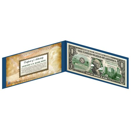 NORTH CAROLINA State $1 Bill *Genuine Legal Tender* US One-Dollar Currency