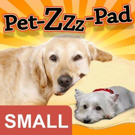 Pet-ZZZ-Pad Heating Pad for Pets - Regular Pad (Adjustable Heat Pad Reptile)