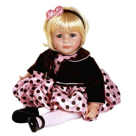 "Image of Adora Baby Doll 20"" Pink Posh (Light Blond/Blue Eyes)"