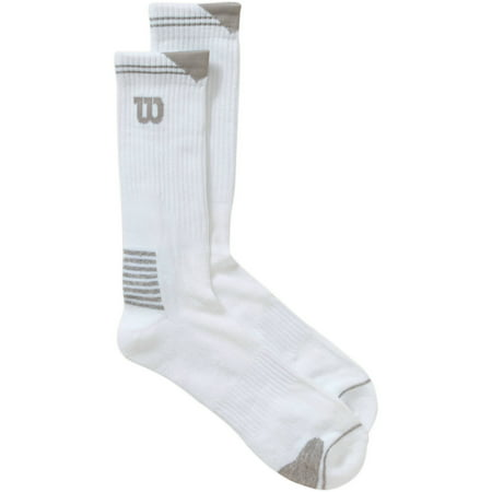 Wilson 6 Pack Men's Performance Crew Sock (Sock Sport Men)