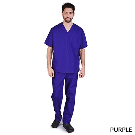 M&M SCRUBS - FREE SHIPPING MEN SCRUB - Advantage Scrub