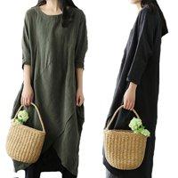 Maxi Boho Dresses for Women Plus Size