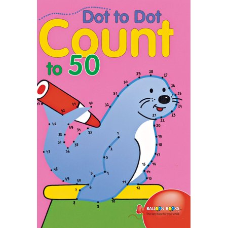 Dot to Dot Count to 50 - Dot To Dots Halloween