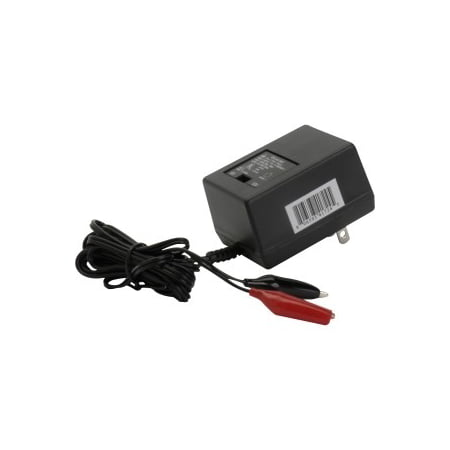 6 12 VOLT GAME DEER FEEDER BATTERY CHARGER 6V / 12V thumbnail