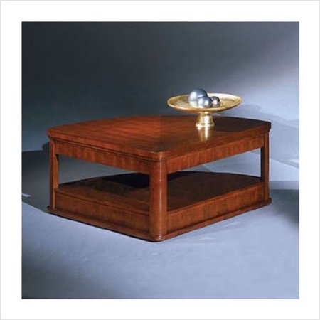 Bernards Corner Cocktail Table With Lift Top In Cherry