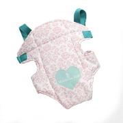 Madame Alexander Baby Doll Carrier Pink Floral #71770