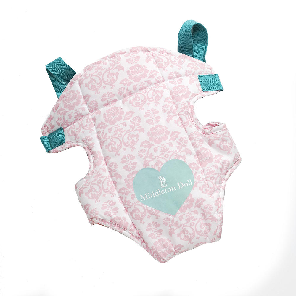 Madame Alexander Baby Doll Carrier Pink Floral #71770
