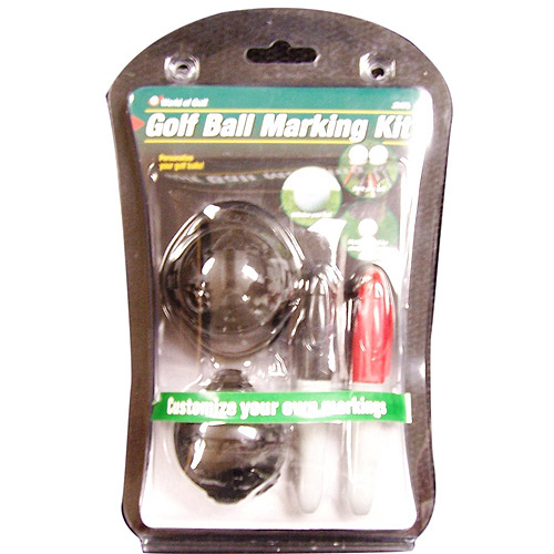 JEF World of Golf Golf Ball Marking Kit