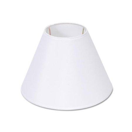 Darice Lamp Shade Plain White Small 4 X 9 6 5 Inches