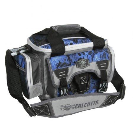 Calcutta CSCTC3600 3600 Squall Camo Tackle Bag w/ 4 trays Pryml Camo