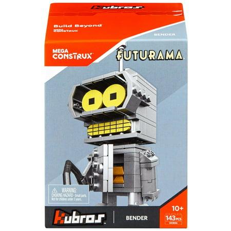 Mega Construx Kubros Futurama Bender