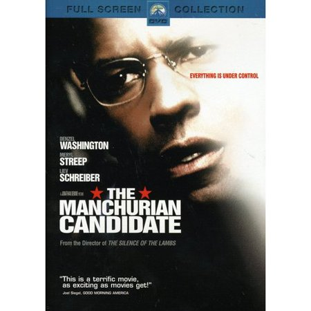 Manchurian Candidate [dvd][ff/04/special Collectors Edition] (paramount Home Video)