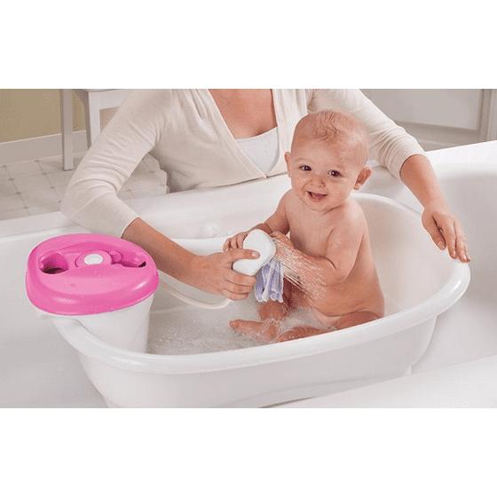Summer Infant Newborn-to-Toddler Bath Center & Shower, Blue ...