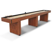 EastPoint Sports 9-foot Solid Pine Shuffleboard Game Table