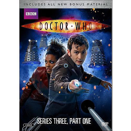 Doctor Who: Series Three, Part One (Widescreen)