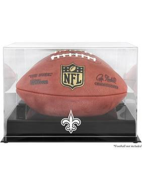 Mounted Memories NFL Football Logo Display Case