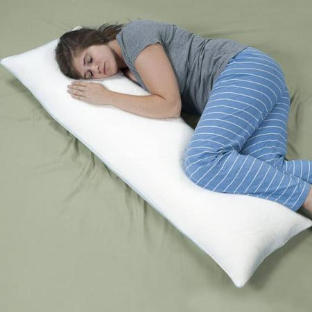 Body Pillow Covers Walmart Awesome Memory Foam Body Pillow Bed Pillows For Comfort And Support By