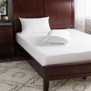Outlast Temperature Regulating Waterproof Mattress and Pillow Protector Bundle Twin