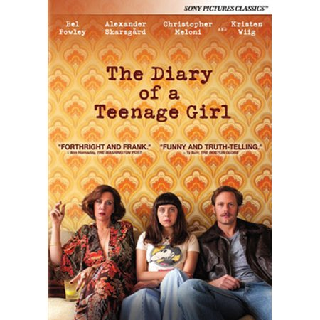 The Diary of a Teenage Girl - Anime Teenage Girl