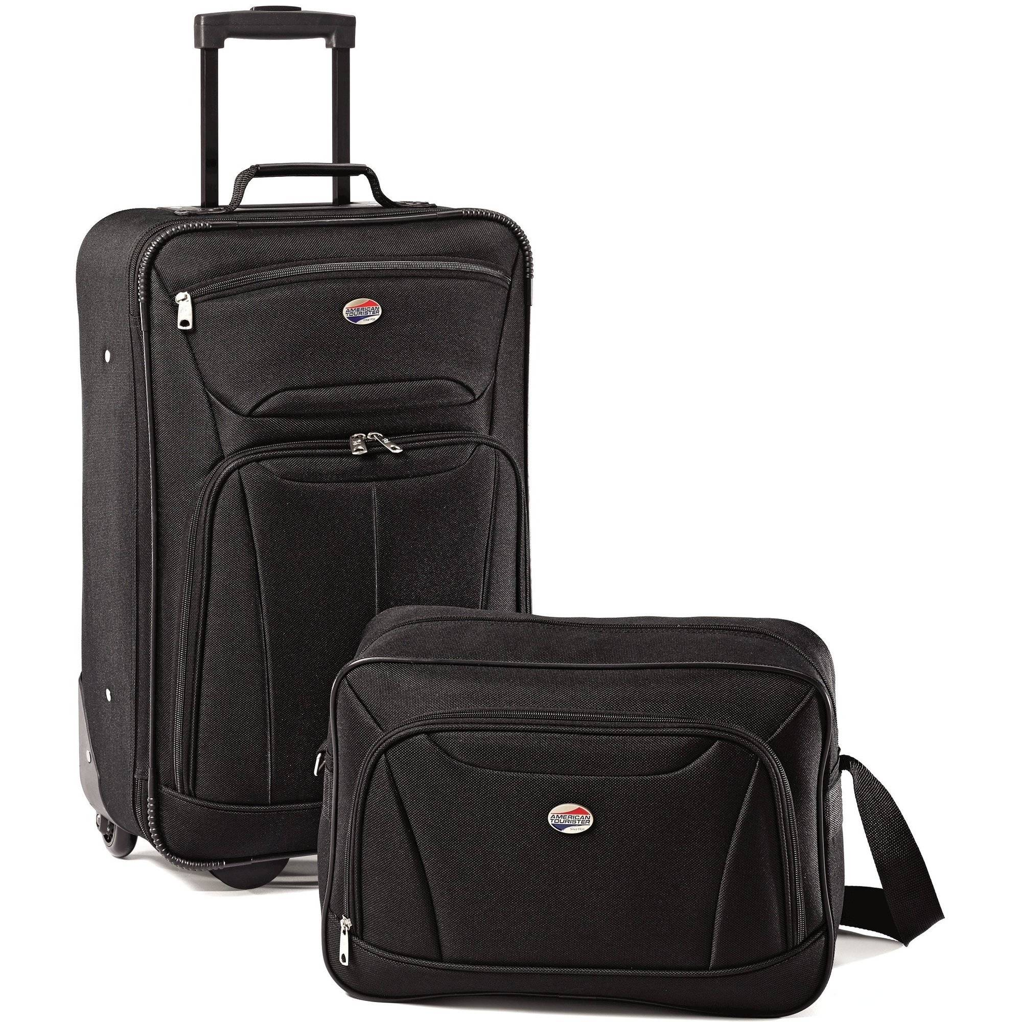 American Tourister Fieldbrook II 2-Piece Set - Walmart.com