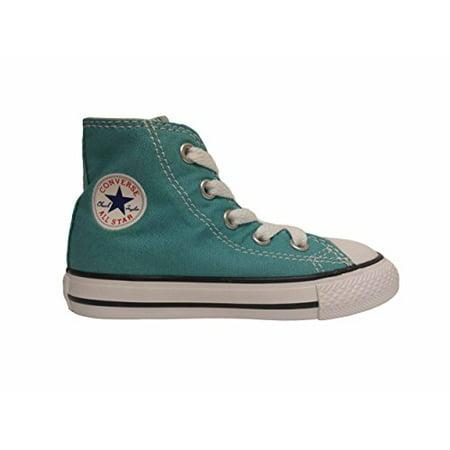 44dda92fa91fb8 Converse Infant Chuck Taylor All Star Seasonal Hi Fashion Sneaker Shoe -  Boys - Walmart.com