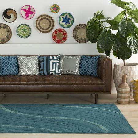 5'9 Inchx8'9 Inch Rectangular Rug - Artistic Weavers Lounge Carmen 3'9