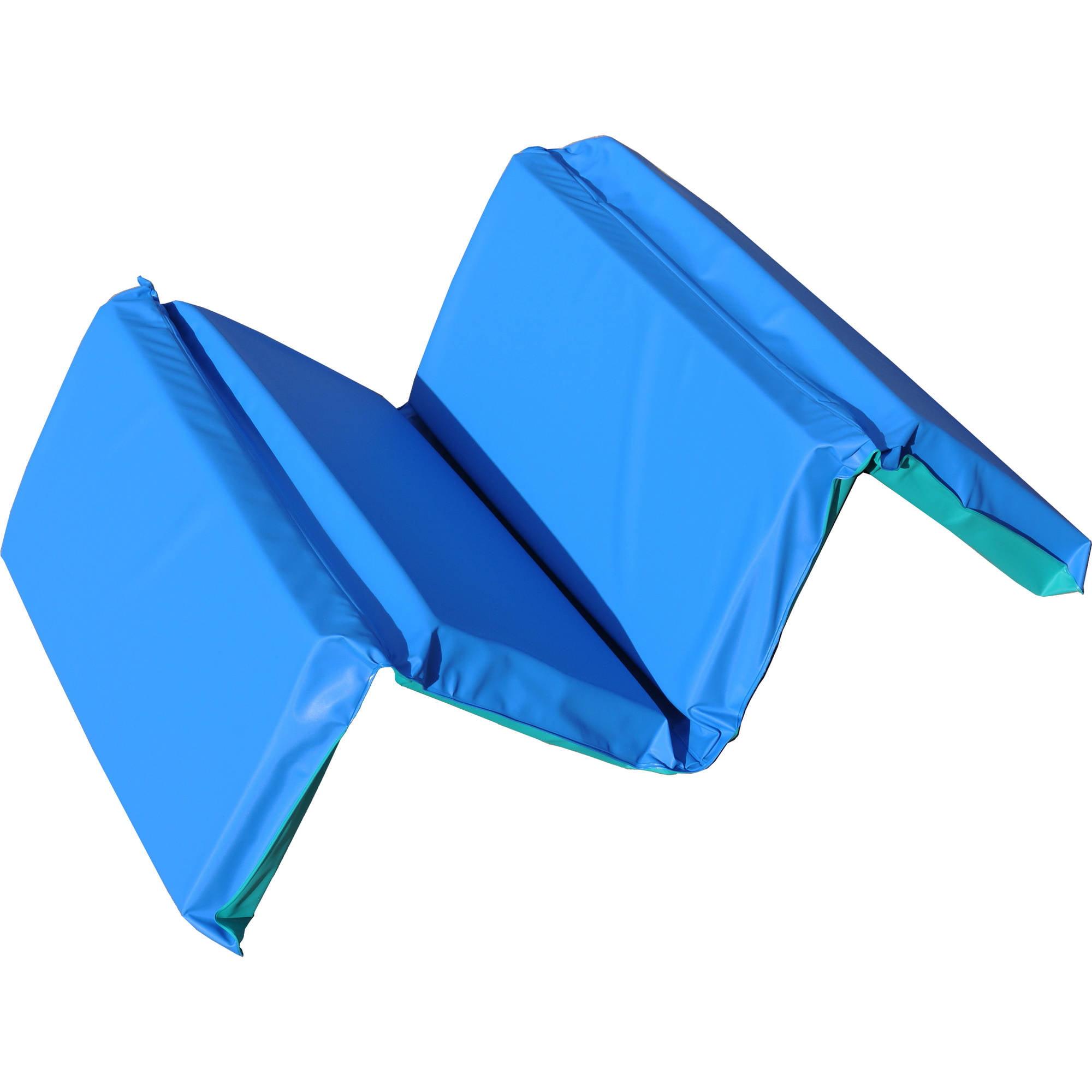 Peerless Plastics Blue Teal KinderMat 2 X 19 44