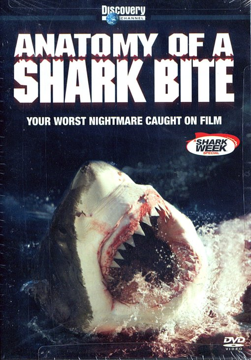 Anatomy of a Shark Bite by COLUMBIA TRISTAR HOME VIDEO