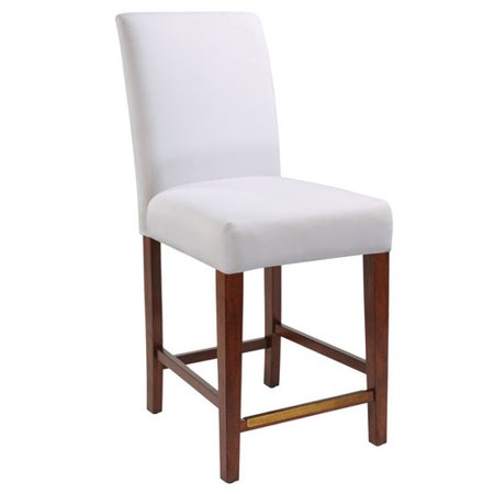 Bailey street couture covers 26 39 39 bar stool - Bar height chair slipcovers ...
