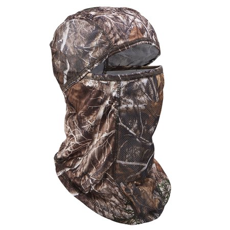 Realtree Edge Light Weight Face Mask (Riddell Face Mask)