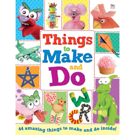 Things to Make and Doactivity Books