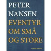 Eventyr om små og store - eBook