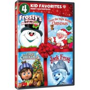 4 Kid Favorites: Merry Masterpieces Frosty's Winter Wonderland   'Twas The Night Before Christmas   The First Christmas ... by WARNER HOME VIDEO