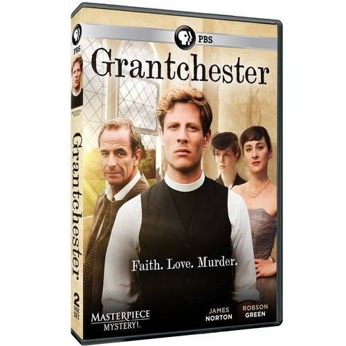 Masterpiece Mystery!: Grantchester (Widescreen) by PBS