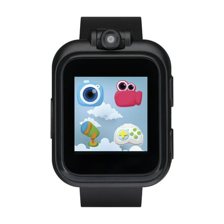 iTech Jr. Kids Smartwatch for Boys - Black