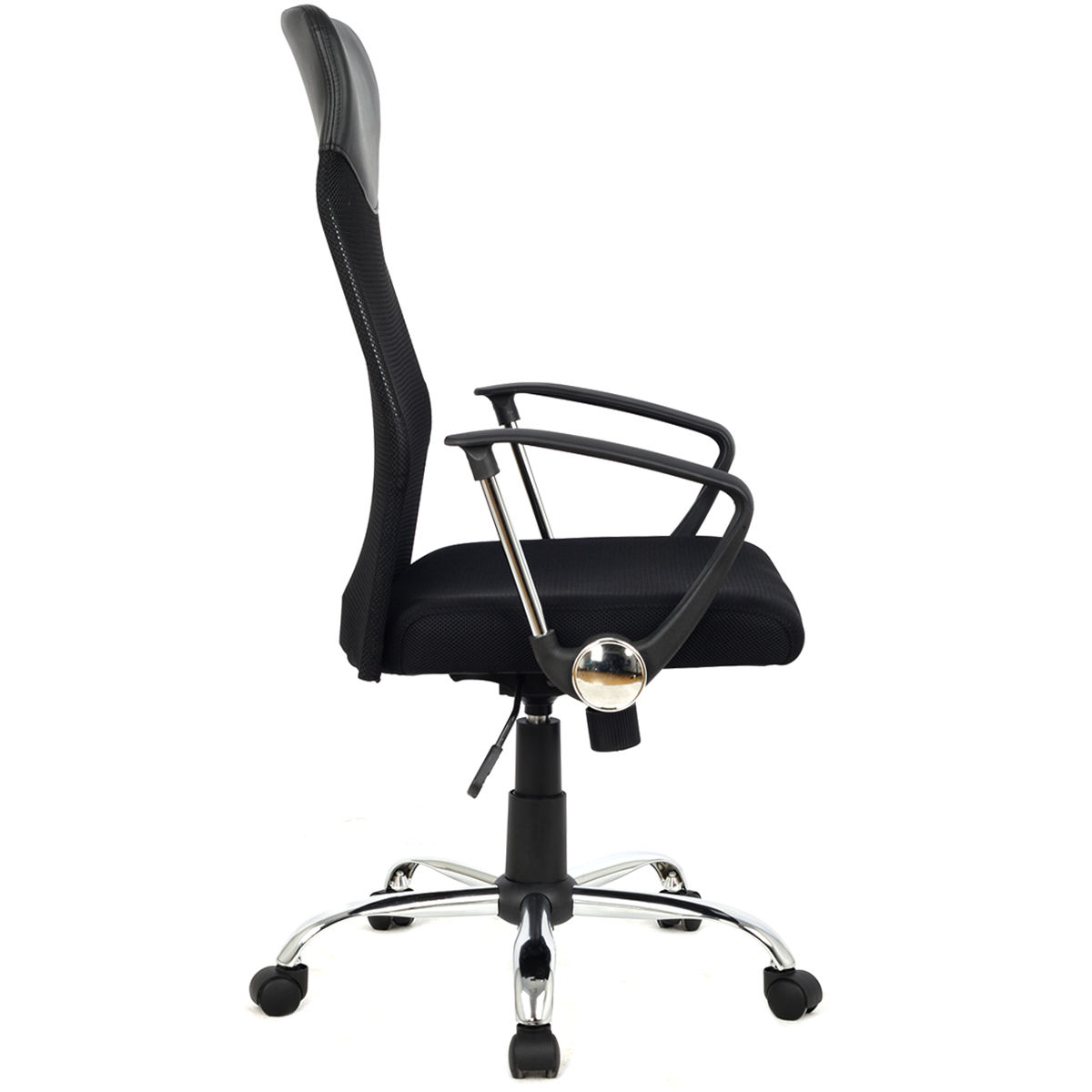Modern ergonomic office chairs - Costway Modern Ergonomic Mesh High Back Executive Computer Desk Task Office Chair Black Walmart Com
