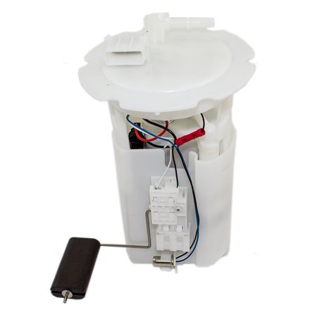 BROCK Fuel Pump Assembly w/ 1 Tube Port Replacement for 02-06 Nissan Sentra 1.8L 2.5L -