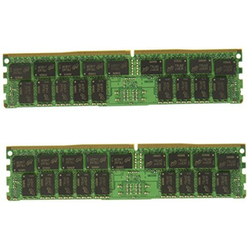 Crucial 64GB (2x32GB) DDR4 2133 MHz 1.2V ECC Registered 288-pin DIMM Memory