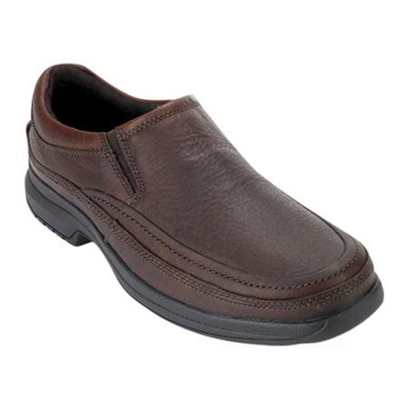 Men's Rockport Barrows Loft Moc Slip On (Dg Bullet Slip Ons)