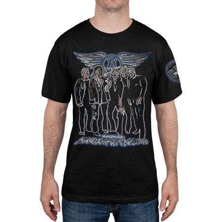 Aerosmith - Official Fan Club T-Shirt