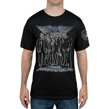 Aerosmith - Official Fan Club T-Shirt