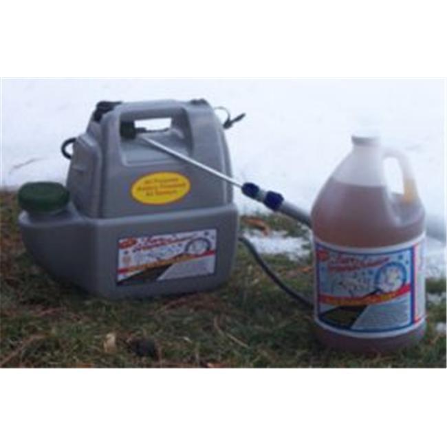 Bare Ground BGPSO-1 Empty battery powered sprayer applicator