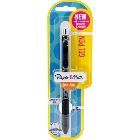 InkJoy Gel Pen .5mm 1/Pkg-Black