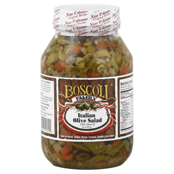 Boscoli Foods Boscoli  Olive Salad, 32 oz
