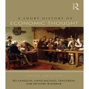 A Short History of Economic Thought - eBook